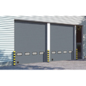 Industrial Overhead Sectional Door