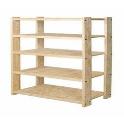 wooden rack at best price in india