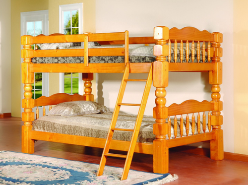 Metal And Wooden Kids Bunk Bed Warranty 1 Year Rs 9500 Piece