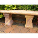Garden Marble Bench