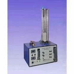 Oxygen Index Testing Apparatus