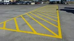 Yellow Road Marking Services