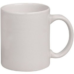 Plain Ceramic Coffee Mug