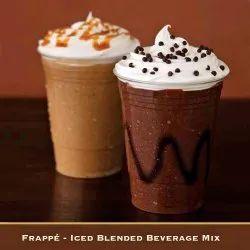 Frappe Powder Milkshake