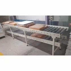 Double Deck Roller Conveyor