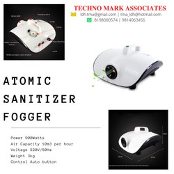 Technomark Atomic Sanitizer Fogger