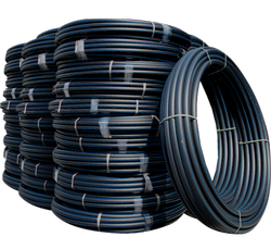 Black Agricultural HDPE Pipe