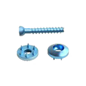 Low-Profile Cancellous Screws & Spiked Washers
