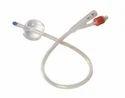 Silicone-foley Balloon Catheter