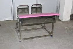 Stainless Steel School Desk