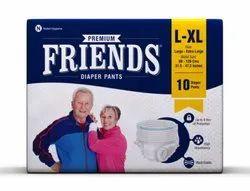 Friends Pullups L-Xl