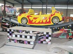Amusement Car Ride