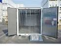 Crystal 40 Feet Icy Store Refrigerated Container