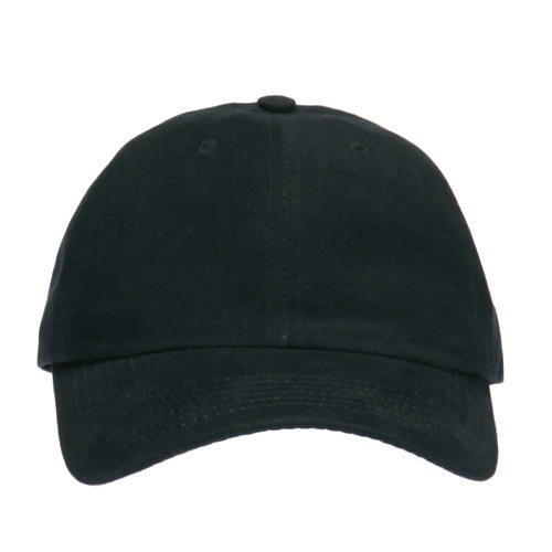 fde199ebe25 Plain Mens Black Cap