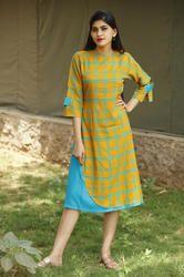 Reyon Designer Wear Kurti