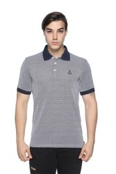 Solid Polo T-shirt For Men