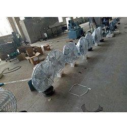 0.5hp To 5hp Steel Industrial Heavy Duty Wall Mounted Fan, Size: 18inch To 40inches, Warranty: 1 Year