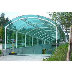 Steel Galvanised Polycarbonate Compact Sheets, Thickness of Sheet: 1mm
