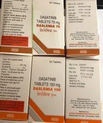 Daslemia 70mg/100mg (Dasatinib Tab)