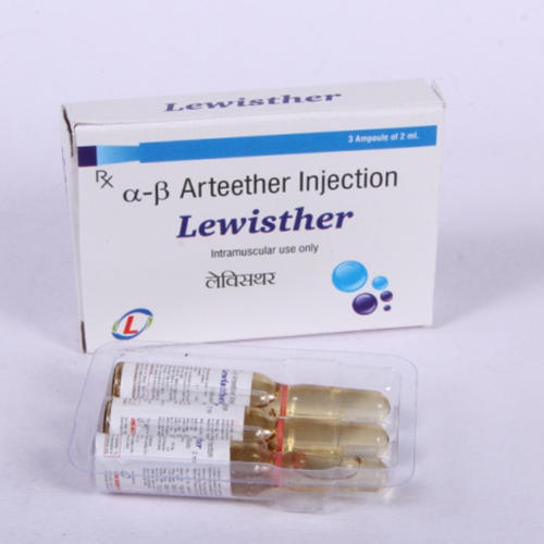 Allopathic Arteethe Arteether 150 mg Injection, 3 Ampoule Of 2 Ml