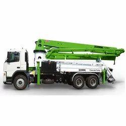 Schwing Stetter S36X Truck Mounted Pump