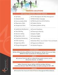 Customized Corporate Training Programs