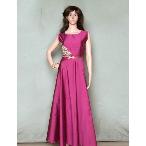 Ladies Long Gown at Rs 898 /piece | Long Gowns | ID: 15315790748