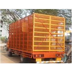 Poultry Carrying Vehicle Body