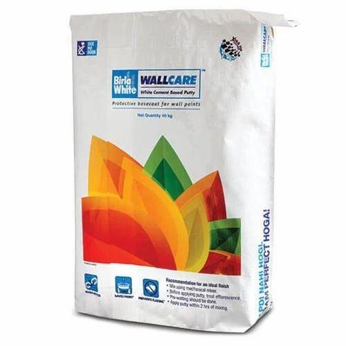 Birla Wall Putty At Rs 350 Bag Gst Birla White Wall Putty Id 14994367988