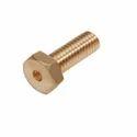 Bhumi Brass & Alloy Copper Long Hex Bolt