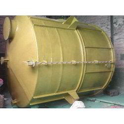 FRP Reaction Vessel, Capacity: 500-1000 L