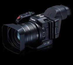 Black Canon Xc10 Camera