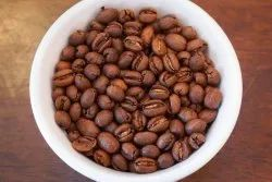 100% Peaberry Roasted Coffee Bean