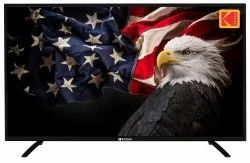 Black Kodak 50FHDX900S 124 Cm (50 Inches) Full HD LED TV