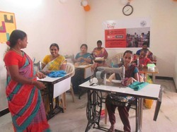 Vocational Training Program on Tailoring/ Fashion Technology and Computer Courses