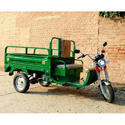 Heavy Battery Operated Loader Rickshaw