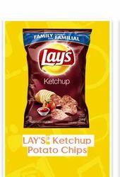 LAY S Ketchup Potato Chips