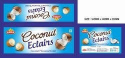 Coconut Eclairs Toffee