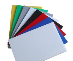 Matt Coloured PVC Sunboards