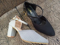 Block Heels Belly for Ladies And Girls