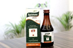 APISTONE HERBAL FORMULA TO DISSOLVE KIDNEY STONE, Packaging Type: Bottle, Packaging Size: 200 Ml