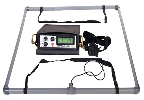 3D Underground Metal Detector - Loop Pulse Chaser Under