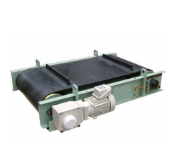 Industrial Overband Magnetic Separator