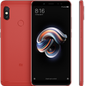 Red Redmi Note 5 Pro Phone