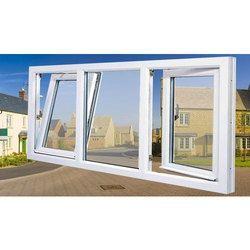 Residential PVC Window, Size/Dimension: 6 Feet * 4 Feet