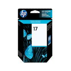 HP 17 Black Ink Cartridge