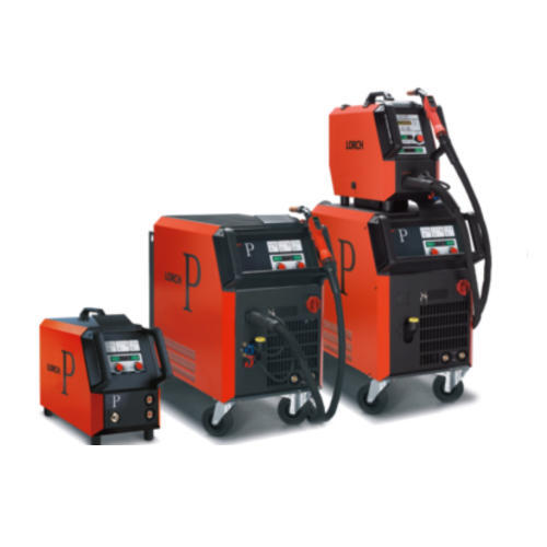 MMAW, MIG/MAG, TIG & SAW  Welding Machines