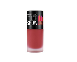 Maybelline Show Bright Matte Nail Paint
