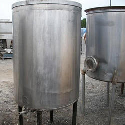 Stainless Steel Liquid Mixing Tank