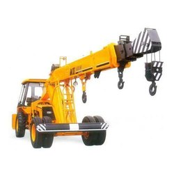 Construction Hydra Crane Rental Service